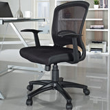 Modway Modern Pulse Mesh Adjustable Computer Office Chair , Office Chairs - Modway Furniture, Minimal & Modern - 5