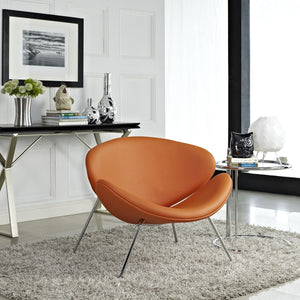 Modway Furniture Modern Nutshell Lounge Chair EEI-809-Minimal & Modern