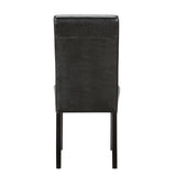 Modway Furniture Compass Modern Black Dining Side Chair , Dining Chairs - Modway Furniture, Minimal & Modern - 3