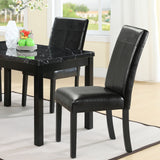Modway Furniture Compass Modern Black Dining Side Chair , Dining Chairs - Modway Furniture, Minimal & Modern - 4