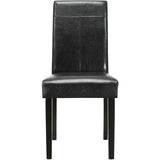 Modway Furniture Compass Modern Black Dining Side Chair , Dining Chairs - Modway Furniture, Minimal & Modern - 1