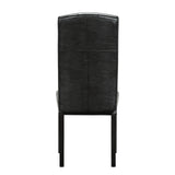 Modway Furniture Perdure Modern Black Dining Side Chair , Dining Chairs - Modway Furniture, Minimal & Modern - 3