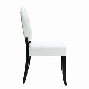 Modway Furniture Button Modern Dining Side Chair EEI-815-Minimal & Modern