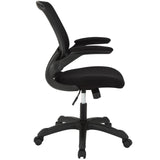 Modway Modern Veer Adjustable Computer Office Chair - Minimal & Modern - 2