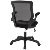 Modway Modern Veer Adjustable Computer Office Chair - Minimal & Modern - 3