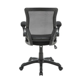 Modway Modern Veer Adjustable Computer Office Chair - Minimal & Modern - 4