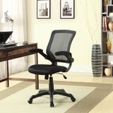 Modway Modern Veer Adjustable Computer Office Chair - Minimal & Modern - 5