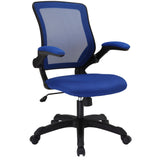 Modway Modern Veer Adjustable Computer Office Chair - Minimal & Modern - 30