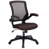 Modway Modern Veer Adjustable Computer Office Chair - Minimal & Modern - 26