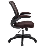 Modway Modern Veer Adjustable Computer Office Chair - Minimal & Modern - 27