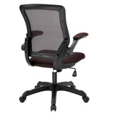 Modway Modern Veer Adjustable Computer Office Chair - Minimal & Modern - 28