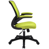 Modway Modern Veer Adjustable Computer Office Chair - Minimal & Modern - 23