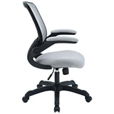 Modway Modern Veer Adjustable Computer Office Chair - Minimal & Modern - 19