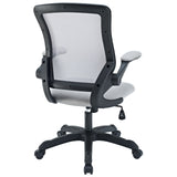 Modway Modern Veer Adjustable Computer Office Chair - Minimal & Modern - 20