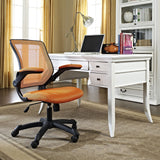 Modway Modern Veer Adjustable Computer Office Chair - Minimal & Modern - 17