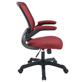 Modway Modern Veer Adjustable Computer Office Chair - Minimal & Modern - 11