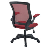 Modway Modern Veer Adjustable Computer Office Chair - Minimal & Modern - 12