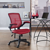 Modway Modern Veer Adjustable Computer Office Chair - Minimal & Modern - 13