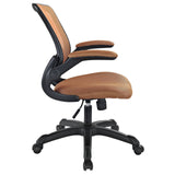 Modway Modern Veer Adjustable Computer Office Chair - Minimal & Modern - 7