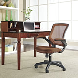 Modway Modern Veer Adjustable Computer Office Chair - Minimal & Modern - 9