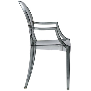 Lanna Furniture Nimmana Arm Chair (Set of 2)-Minimal & Modern