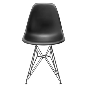 Lanna Furniture Fah Black Side Chair , Dining Chairs - Lanna Furniture, Minimal & Modern - 7
