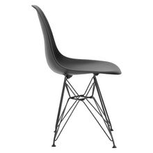 Lanna Furniture Fah Black Side Chair , Dining Chairs - Lanna Furniture, Minimal & Modern - 8