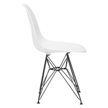 Lanna Furniture Fah Black Side Chair , Dining Chairs - Lanna Furniture, Minimal & Modern - 3