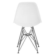 Lanna Furniture Fah Black Side Chair , Dining Chairs - Lanna Furniture, Minimal & Modern - 4