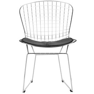 Lanna Furniture Wanz Side Chair , Dining Chairs - Lanna Furniture, Minimal & Modern - 2