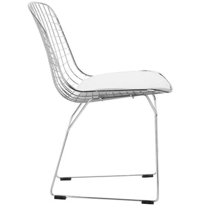 Lanna Furniture Wanz Side Chair , Dining Chairs - Lanna Furniture, Minimal & Modern - 8