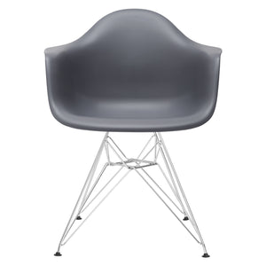 Lanna Furniture Lanna Arm Chair-Minimal & Modern