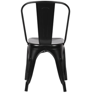 Edgemod Modern Trattoria Side Chair (Set of 2) EM-112-Minimal & Modern