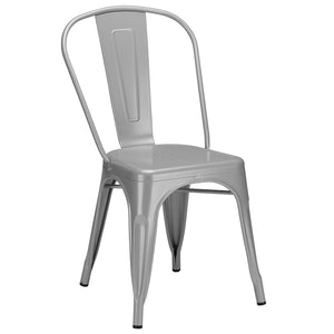 Lanna Furniture Siam Side Chair Grey, Dining Chairs - Lanna Furniture, Minimal & Modern - 10