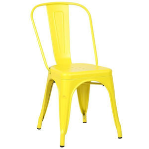 Edgemod Modern Trattoria Side Chair (Set of 2) Yellow, Dining Chairs - Edgemod Furniture, Minimal & Modern - 11
