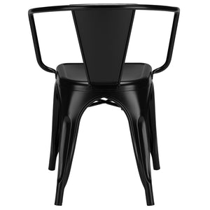 Lanna Furniture Suthep Arm Chair (Set of 2) , Dining Chairs - Lanna Furniture, Minimal & Modern - 8