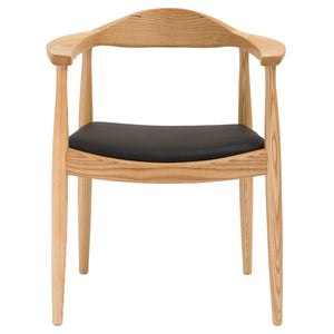 Lanna Furniture Royal Arm Chair , Dining Chairs - Lanna Furniture, Minimal & Modern - 7