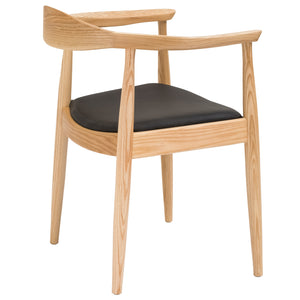 Lanna Furniture Royal Arm Chair , Dining Chairs - Lanna Furniture, Minimal & Modern - 9
