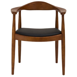 Lanna Furniture Royal Arm Chair , Dining Chairs - Lanna Furniture, Minimal & Modern - 2