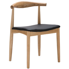 Lanna Furniture Lotus Dining Chair-Minimal & Modern