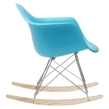 Lanna Furniture Concept Rocker Lounge Chair-Minimal & Modern