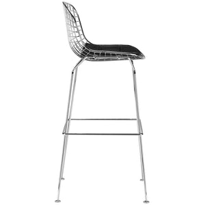 Lanna Furniture Pai Bar Stool , Bar Stools - Lanna Furniture, Minimal & Modern - 4