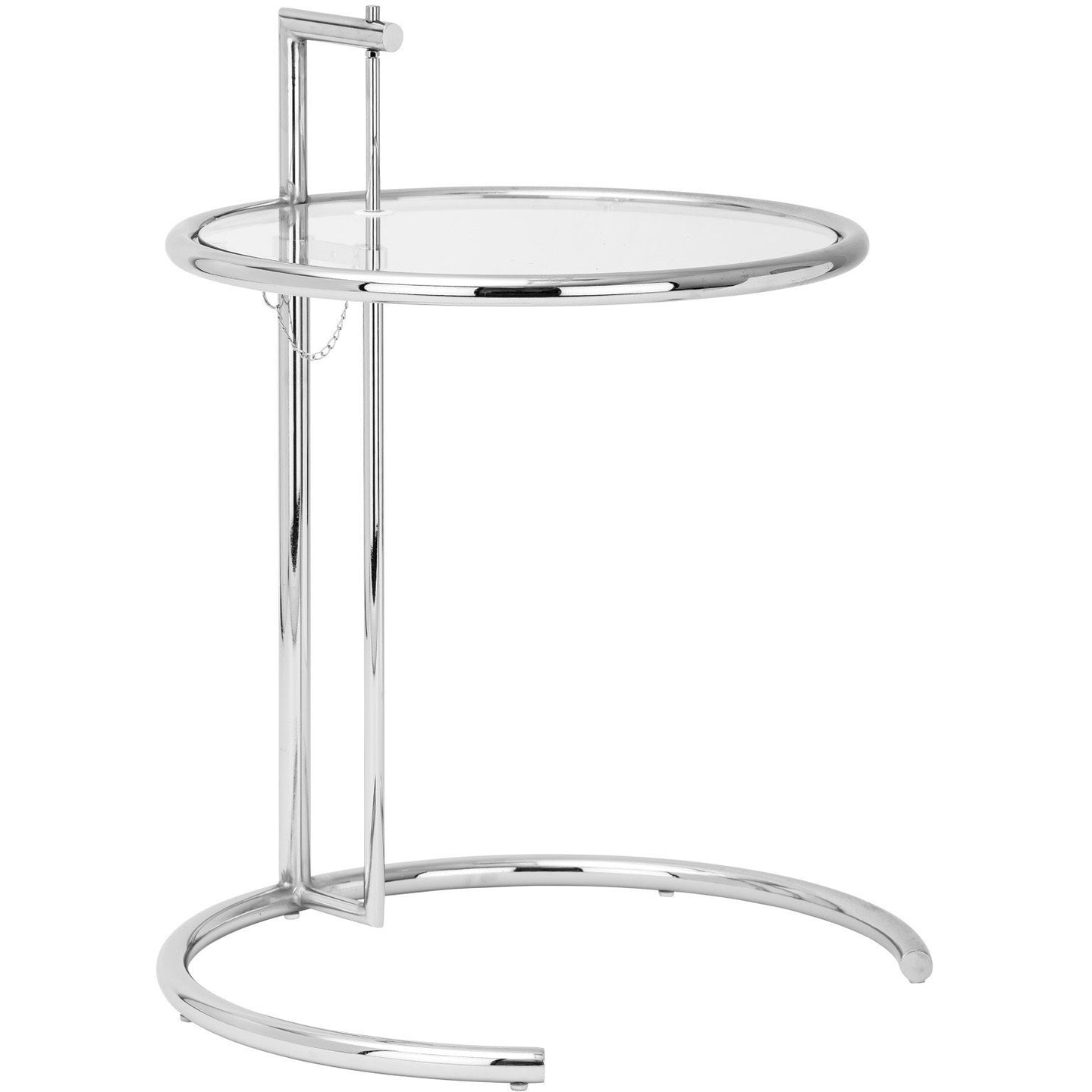 Lanna Furniture Orchard Gray Side Table-Minimal & Modern