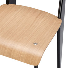 Lanna Furniture Phan Side Chair-Minimal & Modern