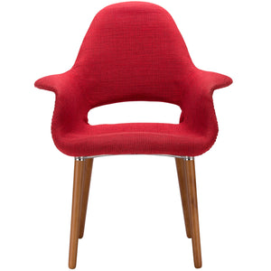 Lanna Furniture Kamala Dining Chair Red, Dining Chairs - Lanna Furniture, Minimal & Modern - 16