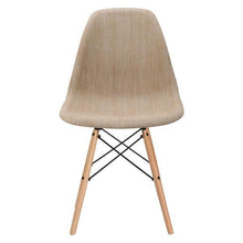 Edgemod Modern Woven Vortex Dining Chair Natural Base-Minimal & Modern