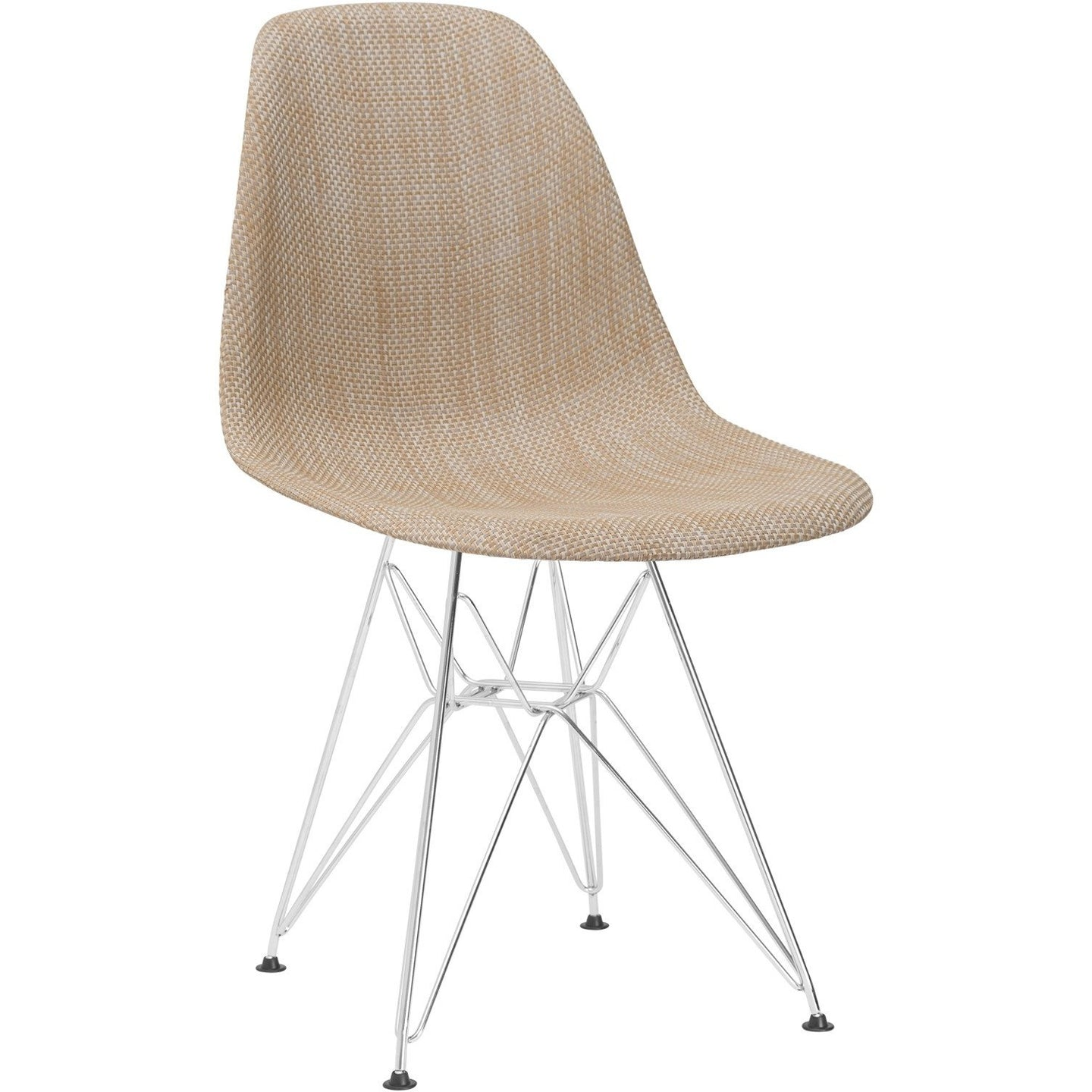Lanna Furniture Woven Valiza Dining Chair Beige, Dining Chairs - Lanna Furniture, Minimal & Modern - 1