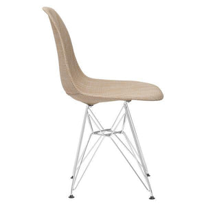 Edgemod Modern Woven Padget Dining Chair , Dining Chairs - Edgemod Furniture, Minimal & Modern - 3
