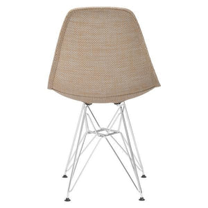 Edgemod Modern Woven Padget Dining Chair , Dining Chairs - Edgemod Furniture, Minimal & Modern - 4
