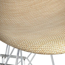 Edgemod Modern Woven Padget Dining Chair , Dining Chairs - Edgemod Furniture, Minimal & Modern - 5
